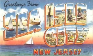 Greetings From Sea Isle City, NJ
