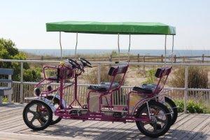 Surf-Buggy-Centers-12th-St-Ocean-City-NJ-purple-beach-pedal-buggy
